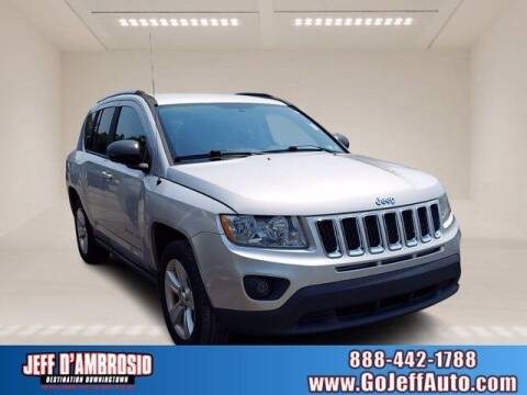 2011 Jeep Compass for sale at Jeff D'Ambrosio Auto Group in Downingtown PA