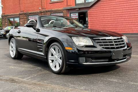 2005 Chrysler Crossfire for sale at Knighton's Auto Services INC in Albany NY