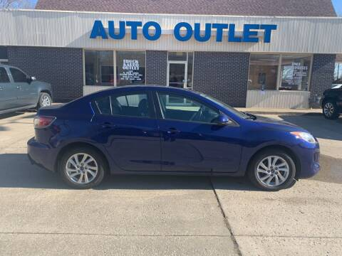 2013 Mazda MAZDA3 for sale at Truck and Auto Outlet in Excelsior Springs MO