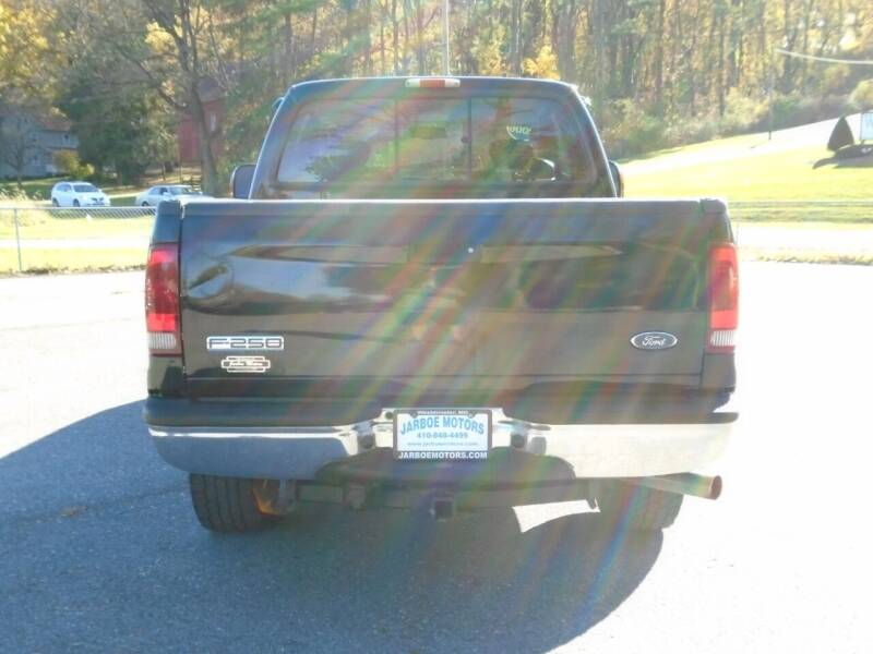 2006 Ford F-250 Super Duty Lariat 4dr SuperCab 4WD SB - Westminster MD