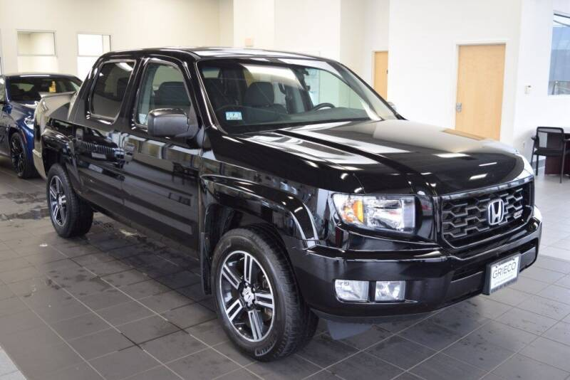 2012 Honda Ridgeline for sale at BMW OF NEWPORT in Middletown RI