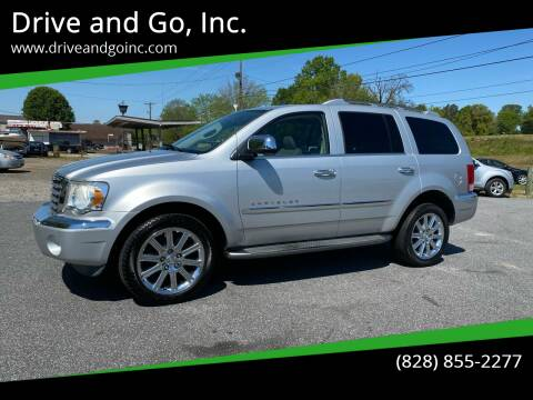 2007 Chrysler Aspen for sale at Drive and Go, Inc. in Hickory NC