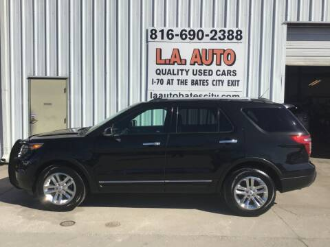 2012 Ford Explorer for sale at LA AUTO in Bates City MO