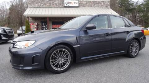 2013 Subaru Impreza for sale at Driven Pre-Owned in Lenoir NC