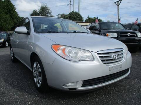 2010 Hyundai Elantra for sale at Unlimited Auto Sales Inc. in Mount Sinai NY