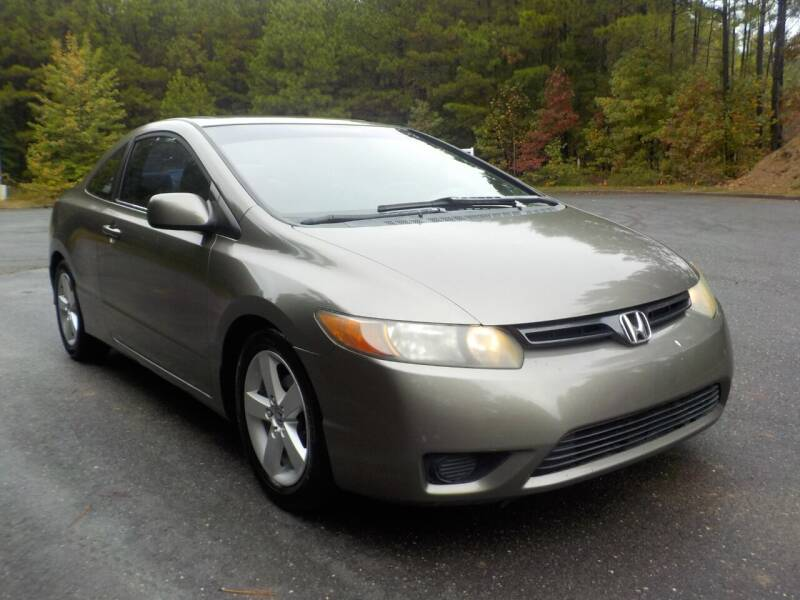 2007 Honda Civic for sale at Salton Motor Cars in Alpharetta GA