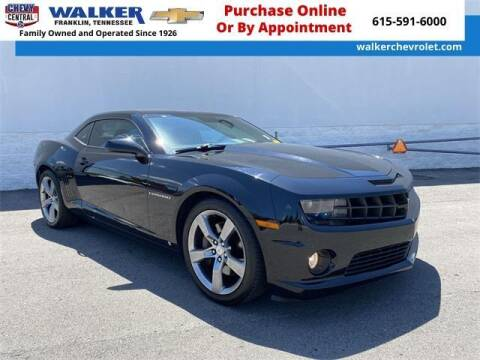 2010 Chevrolet Camaro for sale at WALKER CHEVROLET in Franklin TN