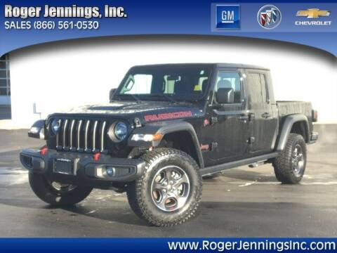 2020 Jeep Gladiator for sale at ROGER JENNINGS INC in Hillsboro IL