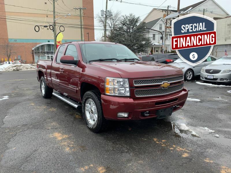 2013 Chevrolet Silverado 1500 for sale at 103 Auto Sales in Bloomfield NJ