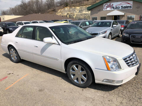 2006 Cadillac DTS for sale at Gilly's Auto Sales in Rochester MN