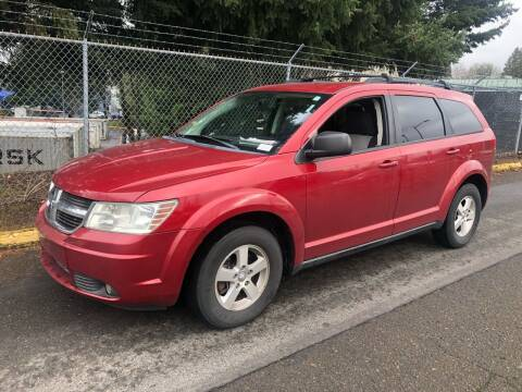2009 Dodge Journey for sale at Blue Line Auto Group in Portland OR