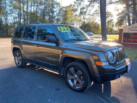 2015 Jeep Patriot for sale at B & M Car Co in Conroe TX
