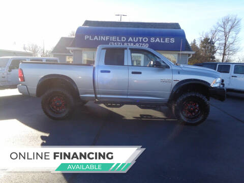 2013 RAM Ram Pickup 1500 for sale at Plainfield Auto Sales in Plainfield IN