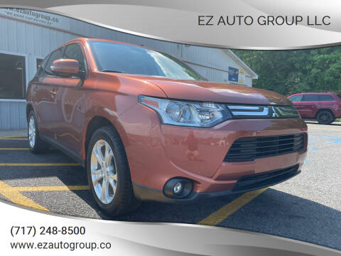 2014 Mitsubishi Outlander for sale at EZ Auto Group LLC in Lewistown PA