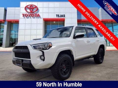 2017 Toyota 4Runner for sale at TEJAS TOYOTA in Humble TX
