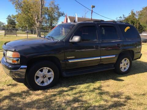 2006 GMC Yukon for sale at Spartan Auto Sales in Beaumont TX