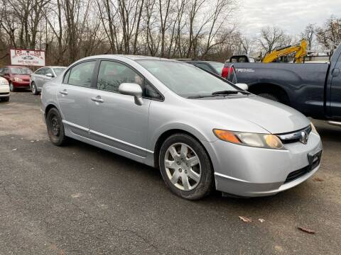 2008 Honda Civic for sale at D & M Auto Sales & Repairs INC in Kerhonkson NY