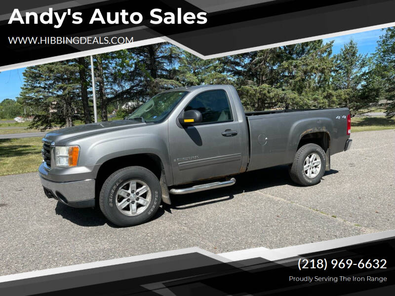 2008 GMC Sierra 1500 for sale at Andy's Auto Sales in Hibbing MN