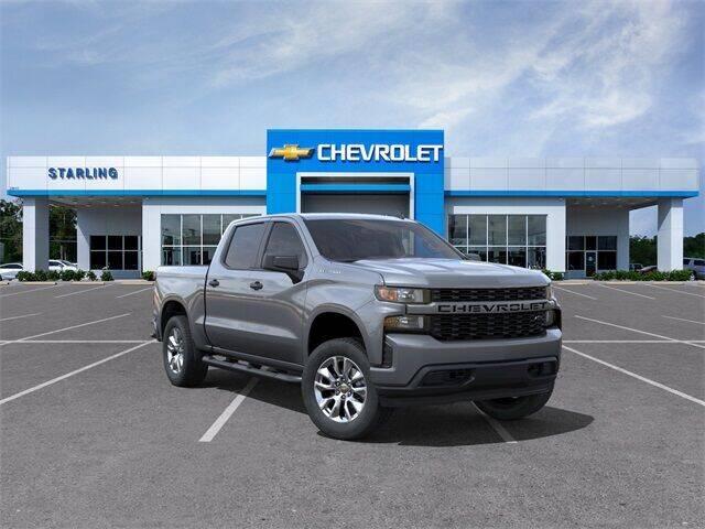 2021 Chevrolet Silverado 1500 for sale in Deland, FL