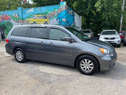 2010 Honda Odyssey for sale at Showcase Motors in Pittsburgh PA