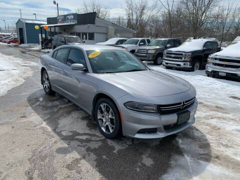 2015 Dodge Charger for sale at LexTown Motors in Lexington KY