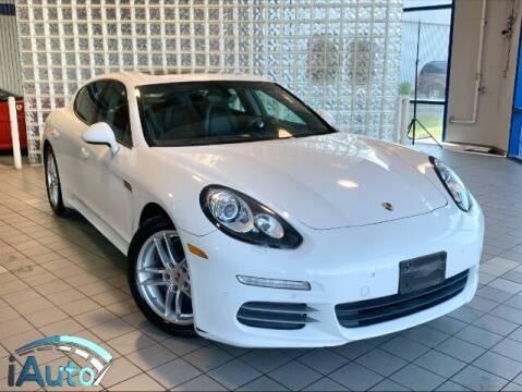 2014 Porsche Panamera for sale at iAuto in Cincinnati OH