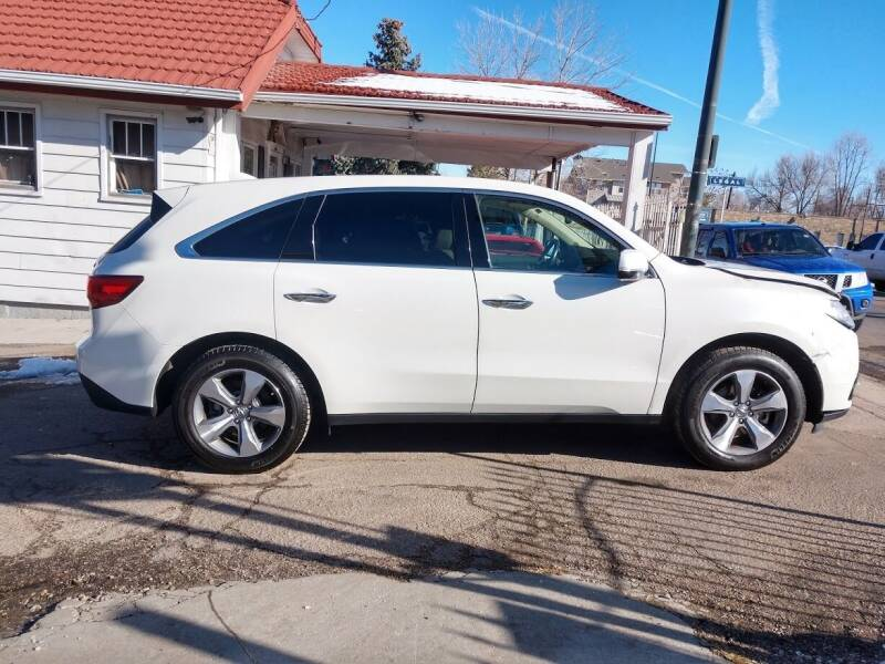 2014 Acura MDX SH-AWD 4dr SUV - Denver CO
