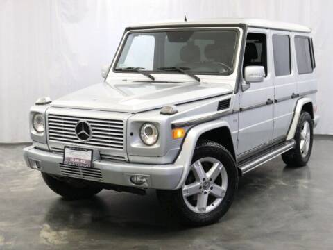 2007 Mercedes-Benz G-Class for sale at United Auto Exchange in Addison IL