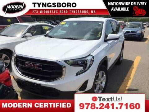 2018 GMC Terrain for sale at Modern Auto Sales in Tyngsboro MA