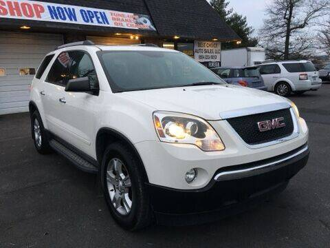 2011 GMC Acadia for sale at Best Choice Auto Sales in Lexington KY