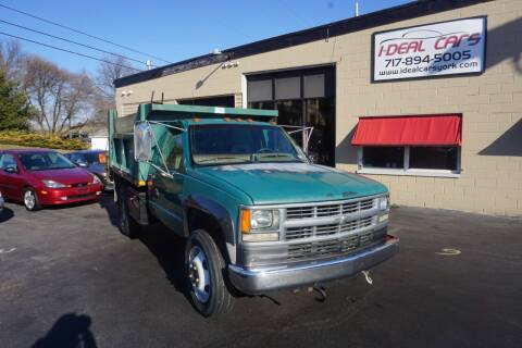 1994 Chevrolet C/K 3500 Series for sale at I-Deal Cars LLC in York PA