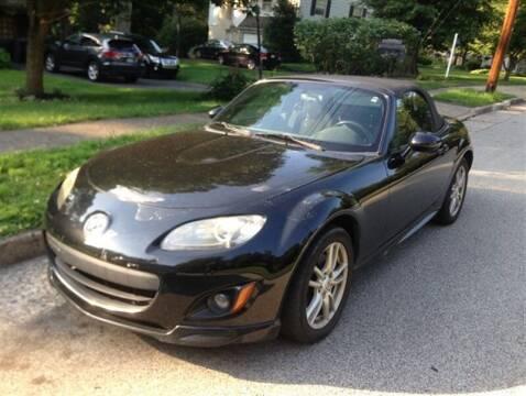 2010 Mazda MX-5 Miata for sale at Jeffrey's Auto World Llc in Rockledge PA