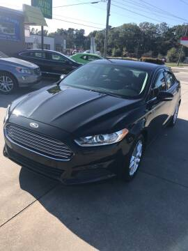 2013 Ford Fusion for sale at Safeway Motors Sales in Laurinburg NC