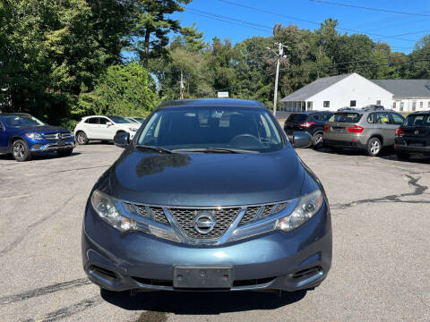2011 Nissan Murano for sale at USA Auto Sales in Leominster MA