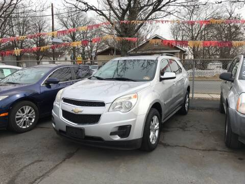 2011 Chevrolet Equinox for sale at Chambers Auto Sales LLC in Trenton NJ