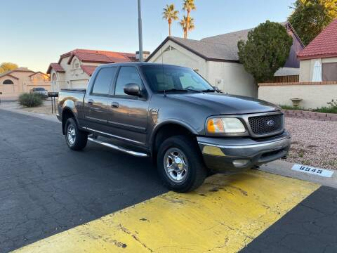 2003 Ford F-150 for sale at EV Auto Sales LLC in Sun City AZ