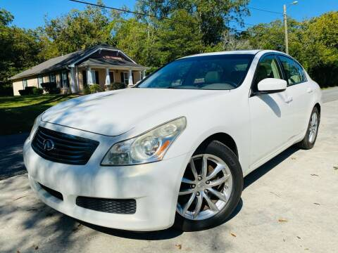 2009 Infiniti G37 Sedan for sale at Cobb Luxury Cars in Marietta GA