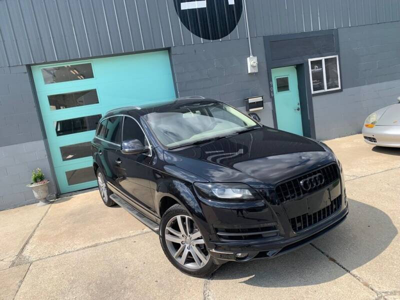 2013 Audi Q7 for sale at Enthusiast Autohaus in Sheridan IN