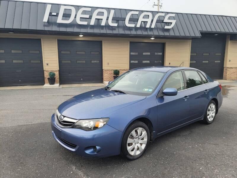 2011 Subaru Impreza for sale at I-Deal Cars in Harrisburg PA