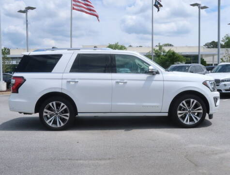 2020 Ford Expedition for sale at Southern Auto Solutions - BMW of South Atlanta in Marietta GA