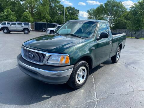 2002 Ford F-150 for sale at CarSmart Auto Group in Orleans IN