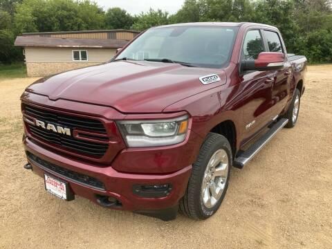2019 RAM Ram Pickup 1500 for sale at Louisburg Garage, Inc. in Cuba City WI