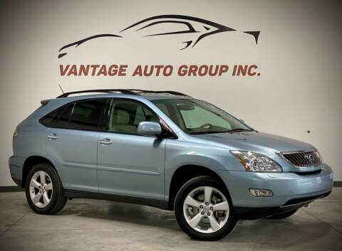 2008 Lexus RX 350 for sale at Vantage Auto Group Inc in Fresno CA