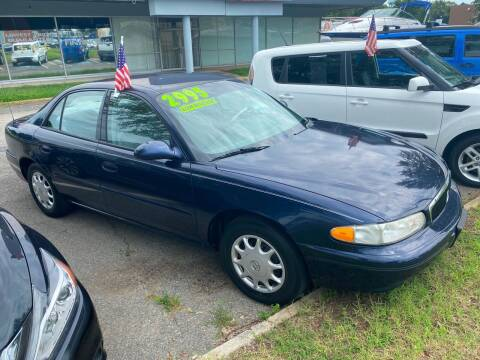 2003 Buick Century for sale at Carz Unlimited in Richmond VA