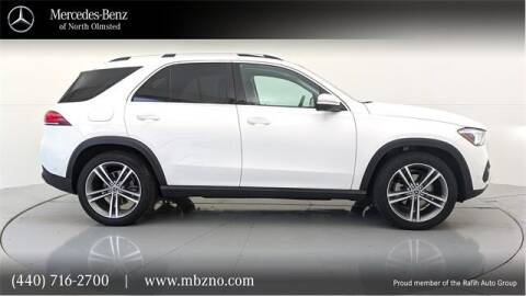 2020 Mercedes-Benz GLE for sale at Mercedes-Benz of North Olmsted in North Olmsted OH