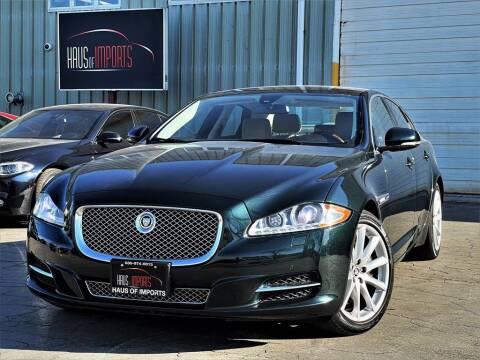 2011 Jaguar XJ for sale at Haus of Imports in Lemont IL
