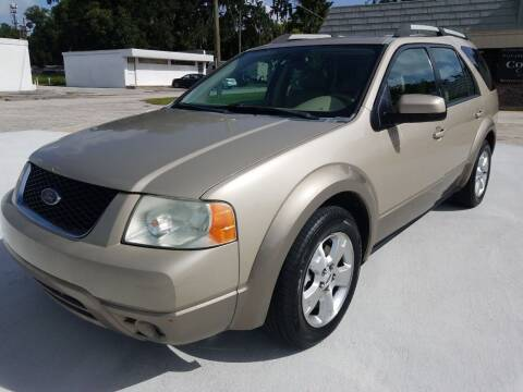 2005 Ford Freestyle for sale at NINO AUTO SALES INC in Jacksonville FL