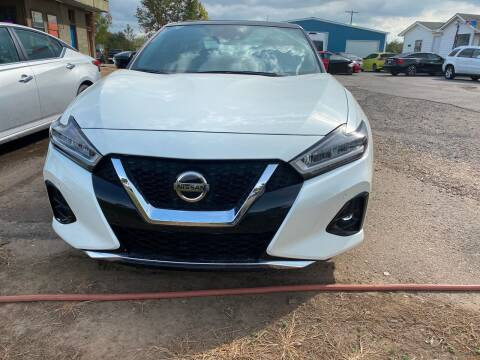 2019 Nissan Maxima for sale at BEST AUTO SALES in Russellville AR