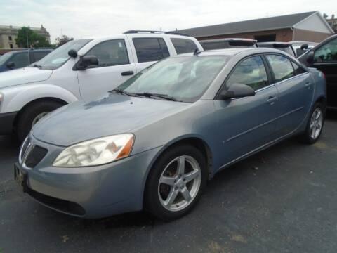 2008 Pontiac G6 for sale at Veto Enterprises, Inc. in Sycamore IL