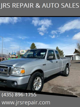 2011 Ford Ranger for sale at JRS REPAIR & AUTO SALES in Richfield UT